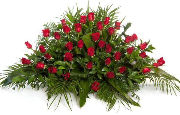 Centro 60 rosas